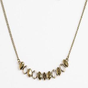 Get Your Moneys Worth - Brass Necklace set